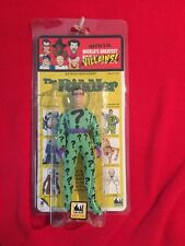 """NEW 2015 FIGURES TOY COMPANY DC KRESGE STYLE SERIES 1 RIDDLER 8"""" FIGURE"""