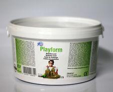 3kg PLAYFORM  Modelliersand  Formsand Knetsand modellieren kneten