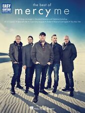 The Best of MercyMe Sheet Music Easy Guitar with Notes & Tab Easy Guit 000125484