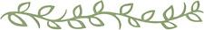 """QuicKutz Lifestyle Crafts 12"""" Border Die LEAFY VINE Flourish, Leaves, CC-BRD-005"""