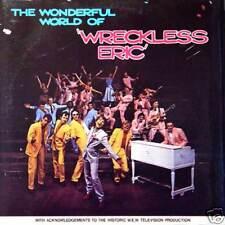WRECKLESS ERIC The Wonderful World UK PressLP