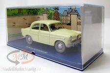 """HERGE-Moulinsart Tintin/Tim & Milou """"les bijoux de la Castafiore"""" automobili 1:43"""