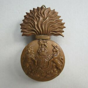 Military Glengarry  Badge Royal Scots Fusiliers British Army Scotland
