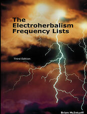 Electroherbalism frequency lists for Rife machines & Rife machines comparison