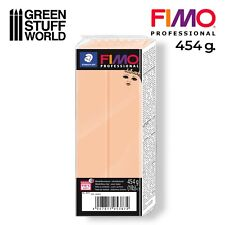 Fimo Professional 454gr - Cameo - OOAK Sculpting Polymer Oven Bake Clay