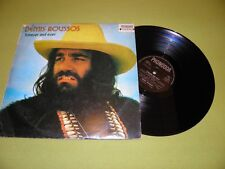 Demis Roussos - Forever And Ever - 1974 Israel Pressing LP / Aphrodite's Child