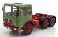 MAN F7 16.304 hellgrün / rot 1972  - 1:18 ROAD KINGS LKW Orient Transporte