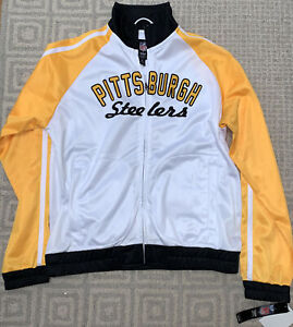 NFL Pittsburgh Steelers Woman's Jacket (Size Medium) Brand New with tags