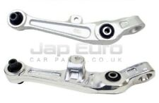 FOR NISSAN 350Z 3.5i Z33 03> FRONT LOWER KNUCKLE CONTROL WISHBONE ARM PAIR - NEW