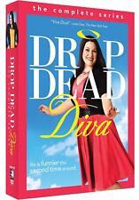 Drop Dead Diva TV Series Complete Season 1-6 (1 2 3 4 5 & 6) NEW 12-DISC DVD SET