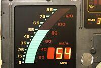 1985-1989 85-89 CORVETTE DIGITAL DASH CLUSTER SPEED SPEEDOMETER LCD LED NEW!