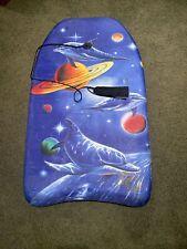 31� Wave Body board Boogie Board Water Board With Basic Leash - Dolphin Design