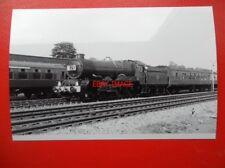 PHOTO  GWR LOCO 6005 KING GEORGE II HEADCODE M20