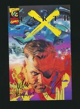 Earth X #1/2, Variant Cover, High Grade