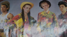 CULTURE CLUB - POSTER Boy George 1982 Anabas Posters Printed in England 24 X 36