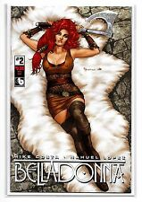BELLADONNA #2 - Sultry Cover - Boundless Comics!