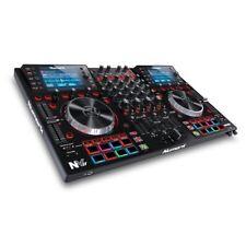 Numark NV 2 NVII Professional Four Deck Dual Display DJ Controller inc Warranty