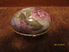 Antique Cloisonne Enamel Trinket Box