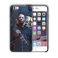 Halloween Michael Myers Iphone 4s 5s SE 6s 7 8 X XS Max XR 11 Pro Plus Case n10