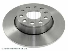 BLUE PRINT BRAKE DISCS REAR PAIR FOR A VW GOLF PLUS HATCHBACK