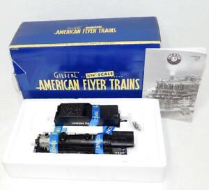 American Flyer 6-48041 Union Pacific UP RR Mikado Steam Engine TMCC 2-8-2 S