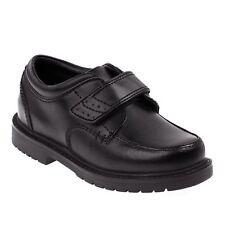 Academie Boys Gear Big Kids' Inside Strap Shoe Black 4.5 #NNW9W-M496