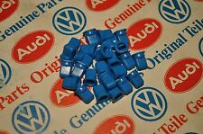 VW MK1 MK2 Rabbit Scirocco Vanagon rear badge emblem retainers -NOS!-