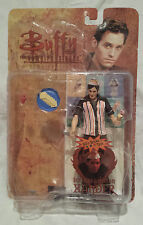 "BUFFY THE VAMPIRE SLAYER BTVS ""ICE CREAM MAN"" XANDER 6"" FIGURE....NEW ON CARD"