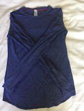 Ivviva 14 Long Sleeve Shirt Purple Super Soft.