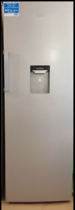 Tall Separate Fridge in Silver/Grey - Great Condition