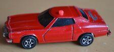 Corgi Juniors No 45 RED Starsky & Hutch Ford Gran Torino Car