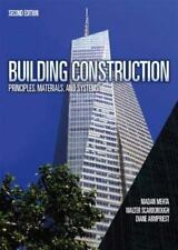 Building Construction : Principles, Materials, and Systems by Medan Mehta,...