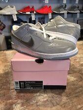 Nike Dunk Low Pro Sb Medicom 3 Bearbrick Sz 11 Deadstock Ds New Rare Pink Box 3m