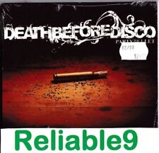 Death Before Disco - Party Bullet CD Slipcase Sealed- 2005 Dochyard - Made in EU