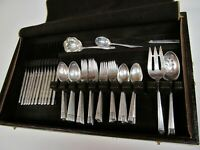 sterling silver By Towle Flatware set, 67 pieces. This set includes: