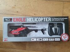 RED5 Eagle RC HELICOPTER RED 5 AUTOPILOT