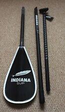 Brand New Indiana SUP Fibreglass Composite Telegraph Paddle 175 - 215 Cm Cheap
