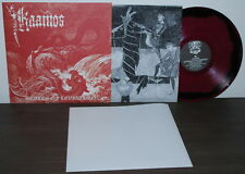 Kaamos-Scales of Leviatano LP COL. VINILE/LIM. 100/Poster