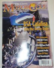 MotorCycle Magazine BSA Catalina & 1953 Ambassador February 1999 012115R2