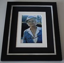 Angela Lansbury SIGNED 10x8 FRAMED Photo Autograph Display Murder She Wrote COA