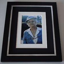 Angela Lansbury SIGNED 10x8 FRAMED Photo Autograph Display Murder She Wrote COA