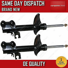 SHOCK ABSORBER FIT FOR A NISSAN ALMERA MK2 N16 X2 FRONT STRUTS 2000>on *NEW*