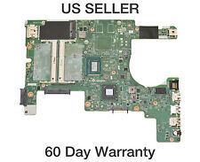 Dell Inspiron 15z 5523 Laptop Motherboard w/ i7-3537U 2Ghz CPU 1024G