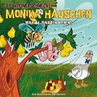 DIE KLEINE SCHNECKE MONIKA HÄUSCHEN 21: WARUM..  CD NEU