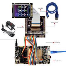 "8051 Microcontroller Development Board Kit USB Programmer for 3.2""TFT LCD Module"