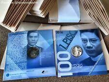 Commemorative Coin 1 Piso Horacio Dela Costa Blister Pack 100 Years 2016 UNC