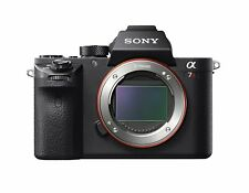 Sony Alpha a7R II 42.4MP Digital Camera- Black- Body Only