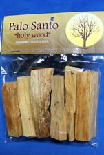 "Palo Santo Sticks ""Holly Wood"" Incense Sticks Smudging Purifying Cleansing Heal."