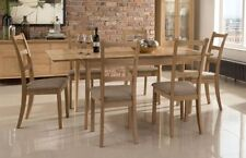 Contemporary Table & Chair Sets with Extending and 6 Pieces