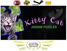 Kitty Cat: Jigsaw Puzzles PC Digital STEAM KEY - Region Free